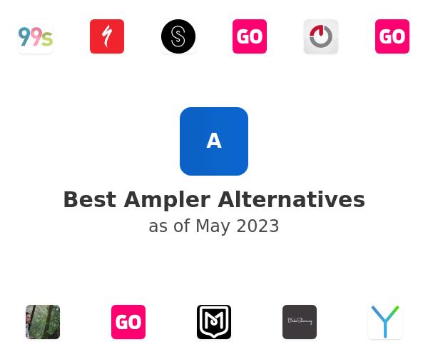 Best Ampler Alternatives