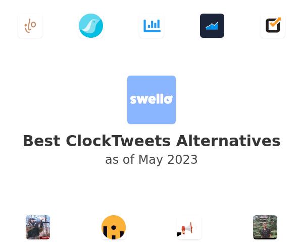 Best ClockTweets Alternatives
