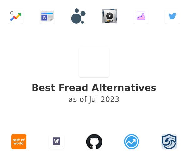 Best Fread Alternatives