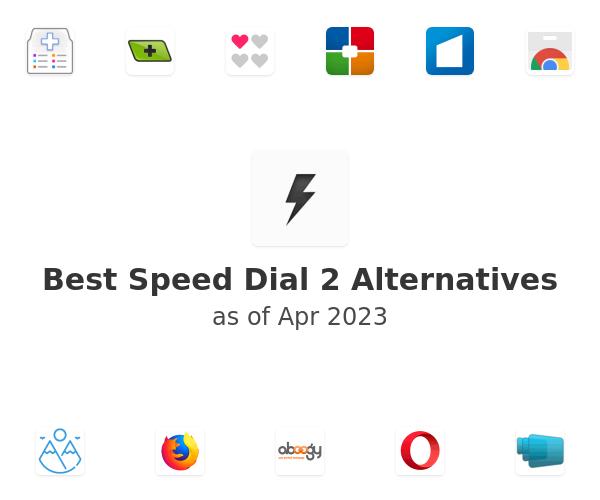 Best Speed Dial 2 Alternatives