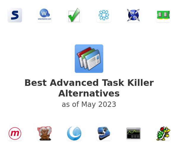 Best Advanced Task Killer Alternatives