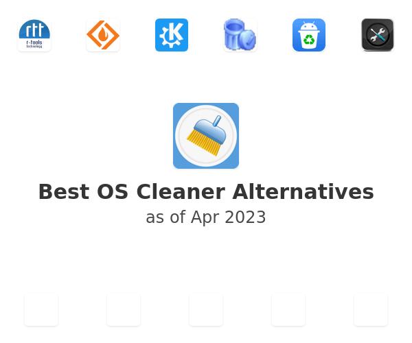 Best OS Cleaner Alternatives