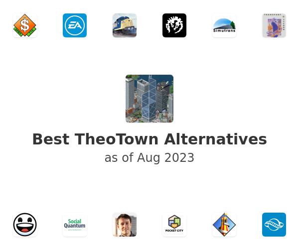 Best TheoTown Alternatives