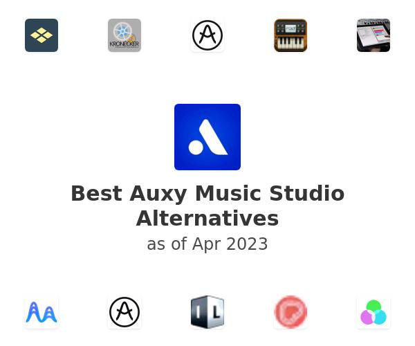 Best Auxy Music Studio Alternatives