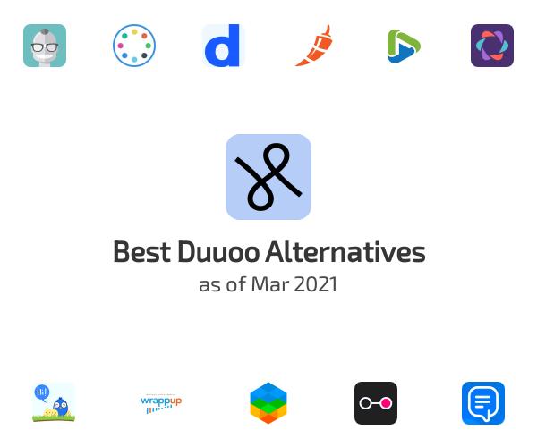 Best Duuoo Alternatives