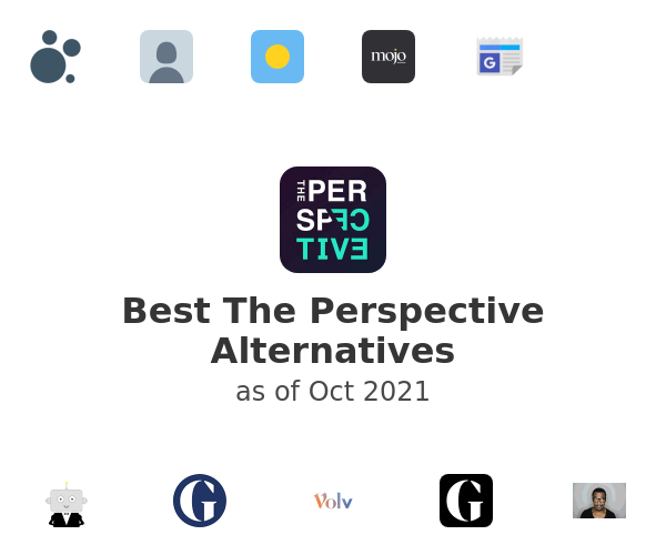 Best The Perspective Alternatives