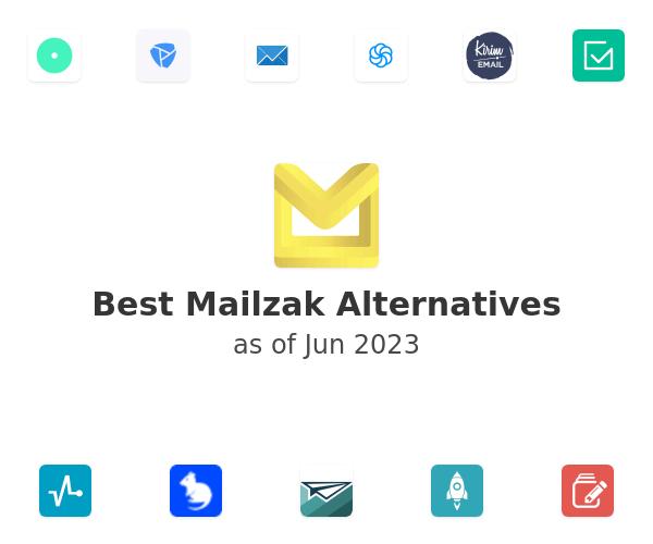Best Mailzak Alternatives