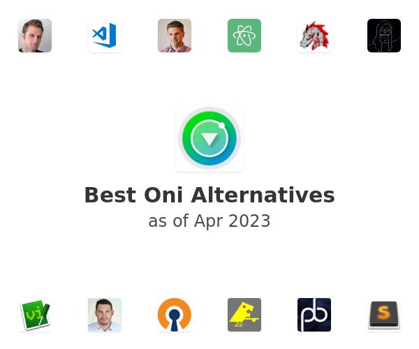 Best Oni Alternatives