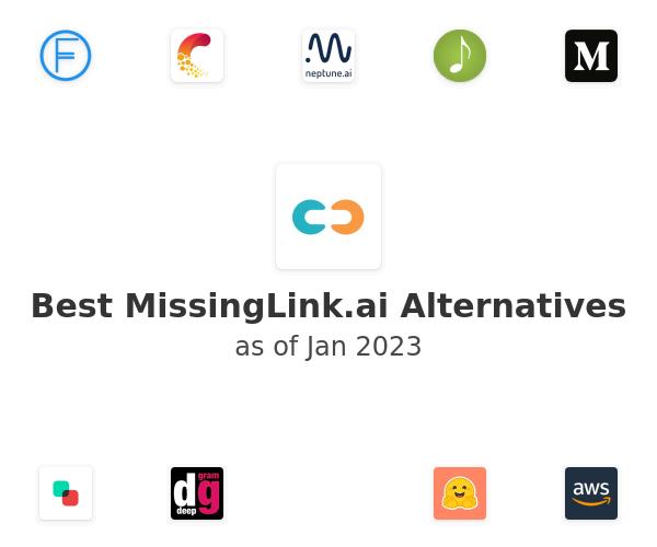 Best MissingLink Alternatives