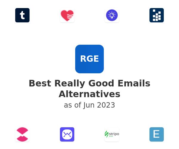 Best Really Good Emails Alternatives