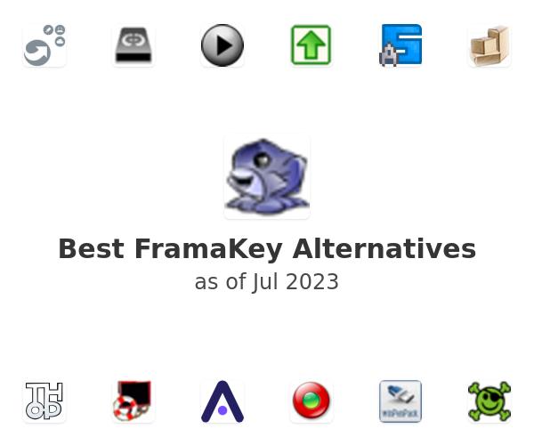 Best FramaKey Alternatives