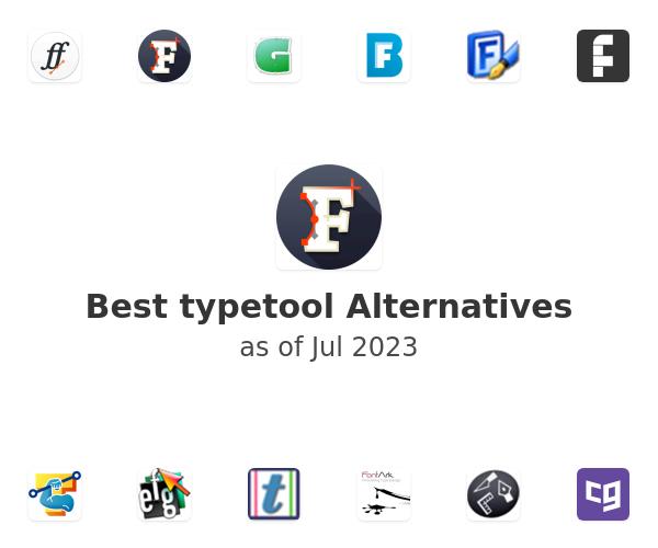 Best typetool Alternatives