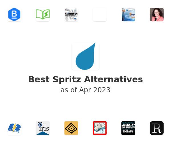 Best Spritz Alternatives