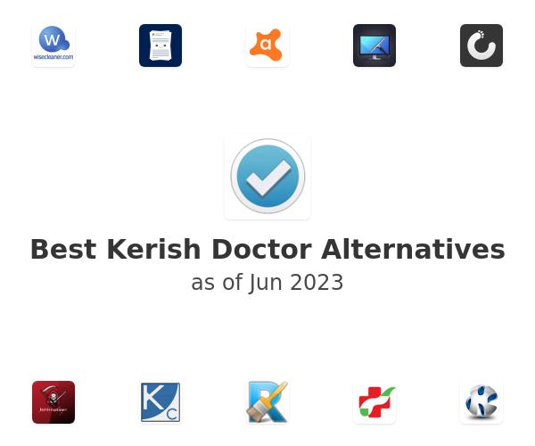 Best Kerish Doctor Alternatives