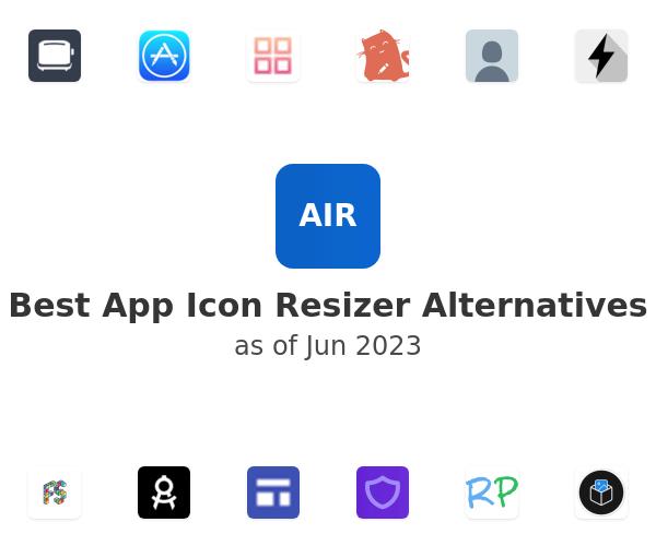 Best App Icon Resizer Alternatives