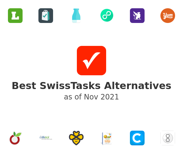 Best SwissTasks Alternatives