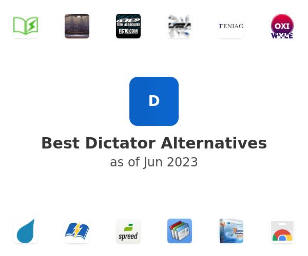 Best Dictator Alternatives