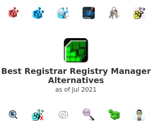 Best Registrar Registry Manager Alternatives
