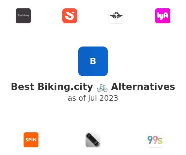 Best Biking.city 🚲 Alternatives