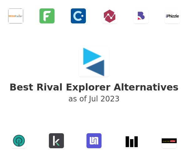 Best Rival Explorer Alternatives