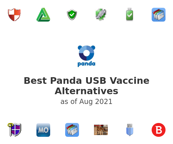 Best Panda USB Vaccine Alternatives