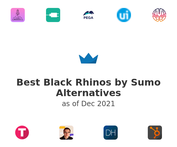 Best Black Rhinos by Sumo Alternatives