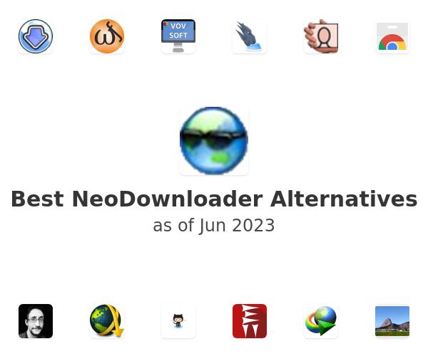 Best NeoDownloader Alternatives
