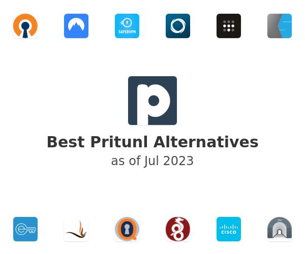 Best Pritunl Alternatives