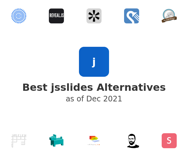 Best jsslides Alternatives