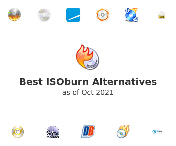 Best ISOburn Alternatives