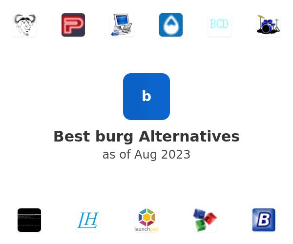 Best burg Alternatives