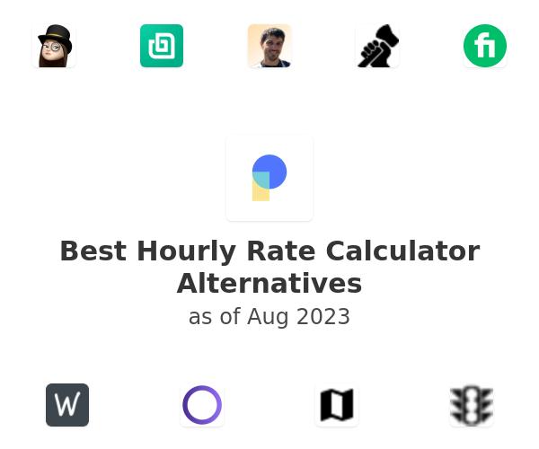 Best Hourly Rate Calculator Alternatives