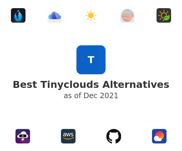 Best Tinyclouds Alternatives
