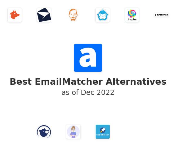 Best EmailMatcher Alternatives