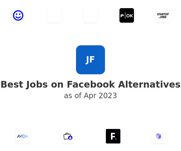Best Jobs on Facebook Alternatives