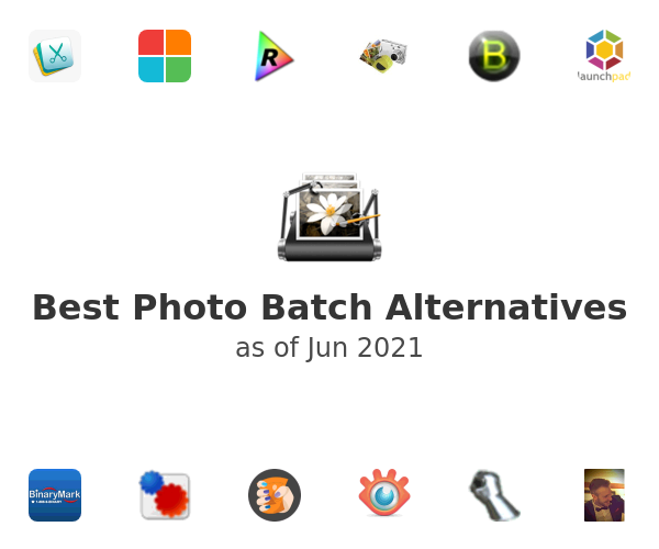 Best Photo Batch Alternatives