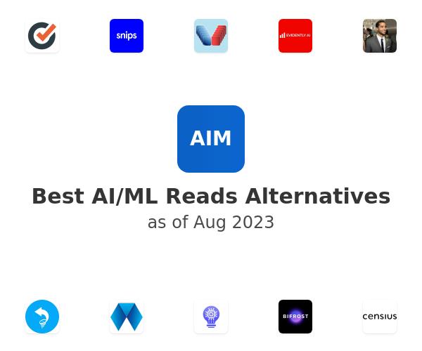 Best AI/ML Reads Alternatives