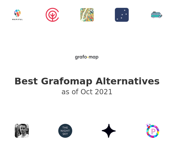 Best Grafomap Alternatives