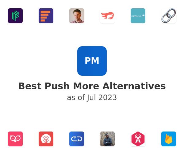 Best Push More Alternatives