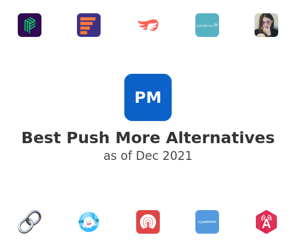 Best Push More Alternatives