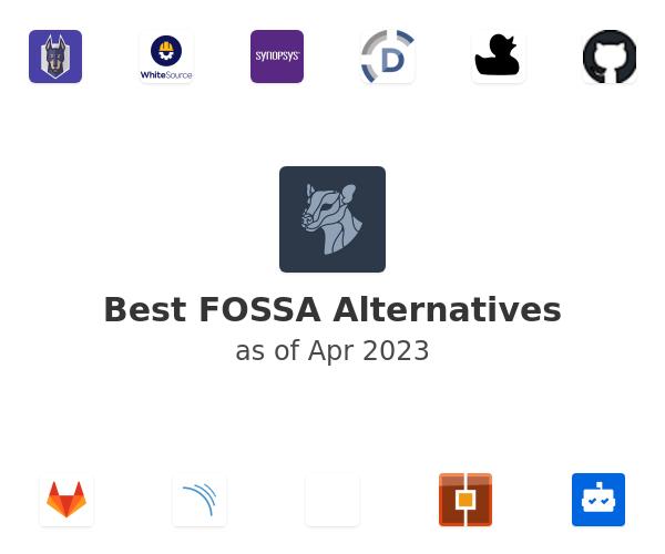 Best FOSSA Alternatives