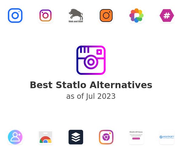 Best Statlo Alternatives