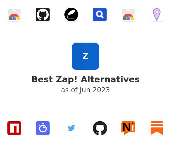 Best Zap! Alternatives