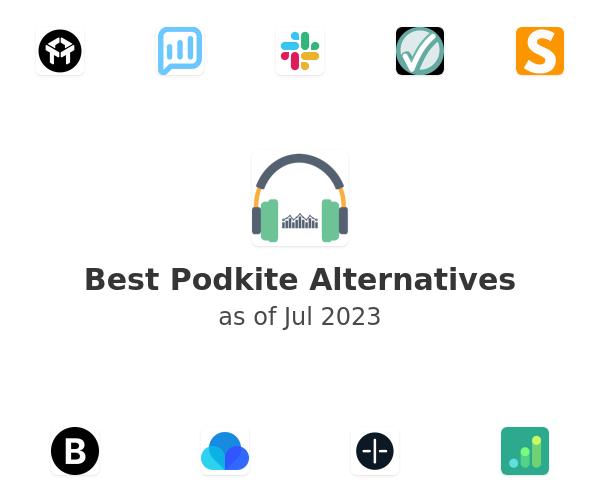Best Podkite Alternatives
