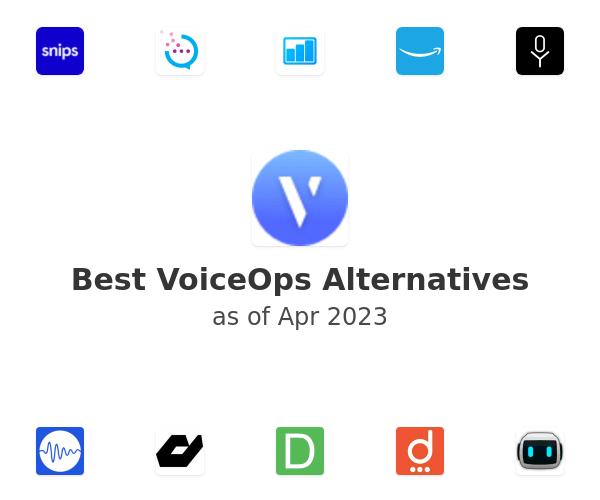 Best VoiceOps Alternatives