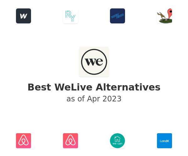 Best WeLive Alternatives