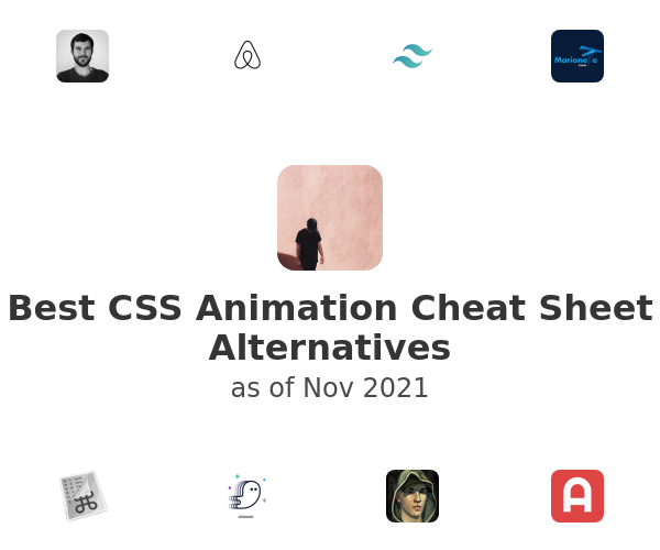 Best CSS Animation Cheat Sheet Alternatives