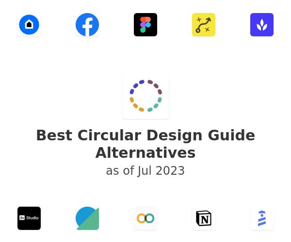 Best Circular Design Guide Alternatives