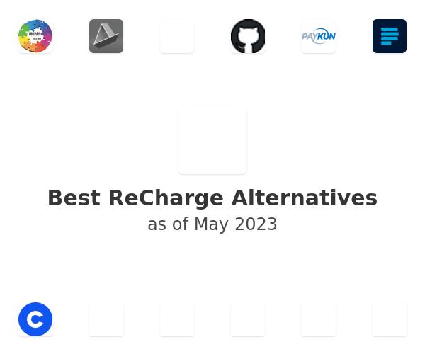Best ReCharge Alternatives