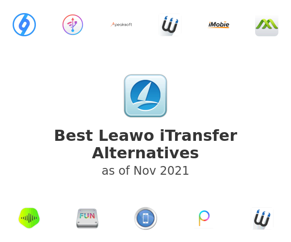 Best Leawo iTransfer Alternatives
